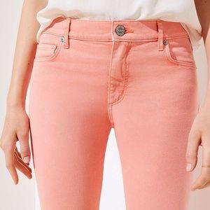 LOFT Jeans - NWT Loft crop jeans